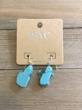 Turquoise Fortune Earrings