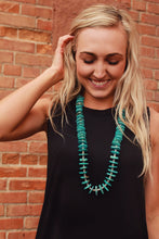 Rebel Rock Turquoise Necklace