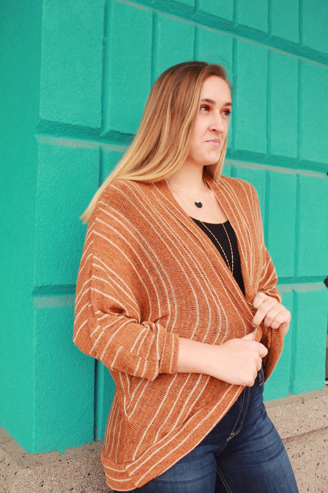 Find My Way Back Cardigan