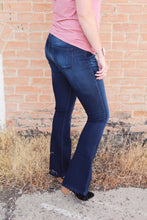 Ashley Mid Rise KanCan Flare Jean