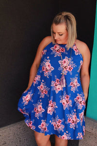 Vibrantly Yours Dress