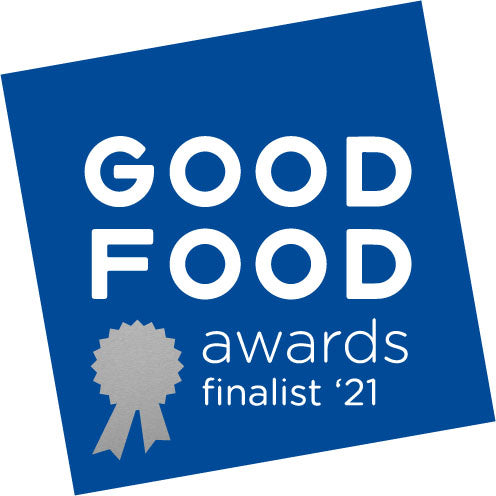Good Food Awards - Finalist X 3