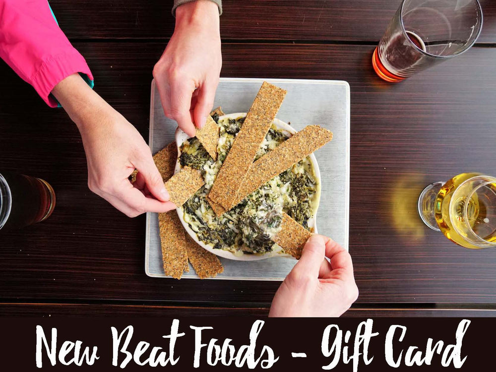 New Beat Foods Gift Card