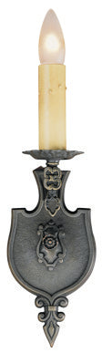 Elevated Iron Interior Sconce