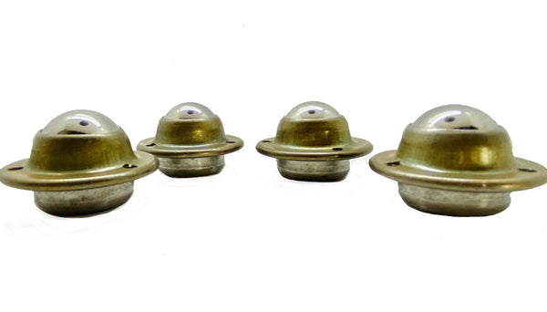 Set of 4 Italian Roller Casters