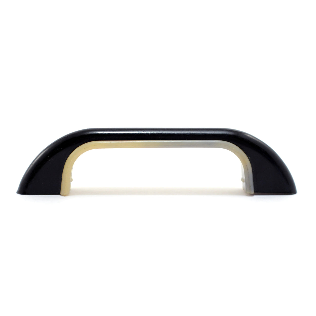 Medium Black Cabinet Handle