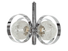 Mid-Century Quad Light Fixture