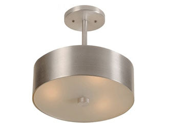 Contemporary Aluminum Light Fixture