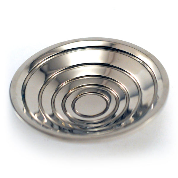 Polished Nickel Concentric Door Pull