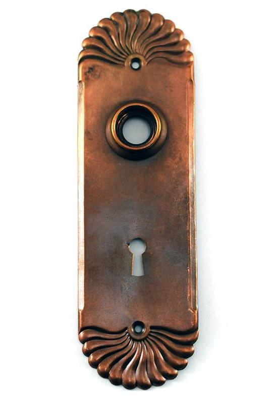 corbin doorplate