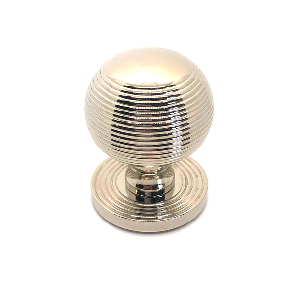 Reeded Cabinet Knob
