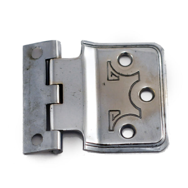 decorative offset cabinet hinge