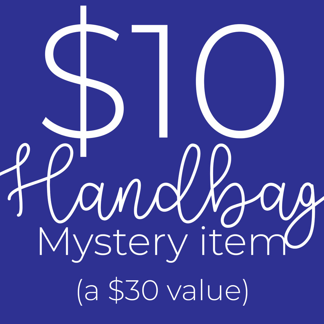 Handbag Mystery- a $30 value