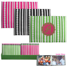 Load image into Gallery viewer, Small Fabric Photo Albums-Set of 3