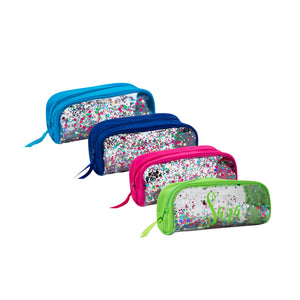 Our Confetti Accessory Pouches
