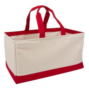 Canvas Collapsible Tote Bag