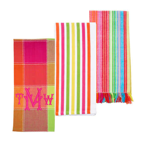 Our Multi Color Dish Towels