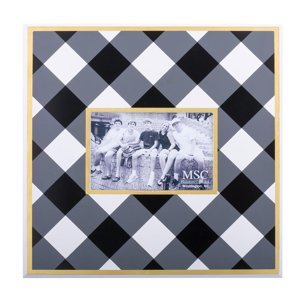 Southern Home Pattern Picture Frames