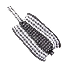 Load image into Gallery viewer, Gingham Kentucky Cosmetic Bag