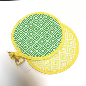 Set of 2 Pot Holders CS