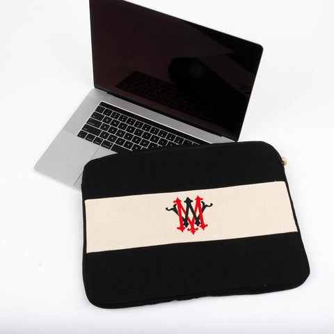 Canvas Laptop Case
