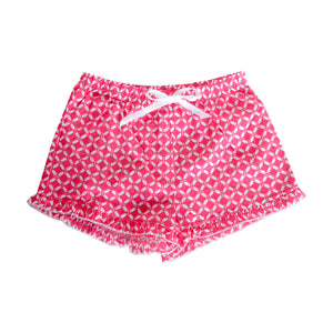 Front view of our Buoys Lounge Shorts