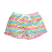 Front view of our Chevron Lounge Shorts