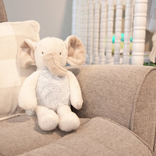 Lifestyle image of our Plush Elephant