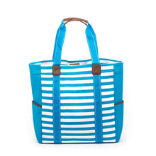 Load image into Gallery viewer, Stripe Family Tote Bag