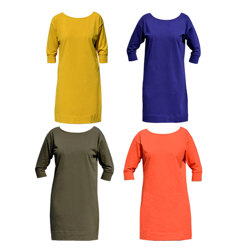 Sleeve Dress colors