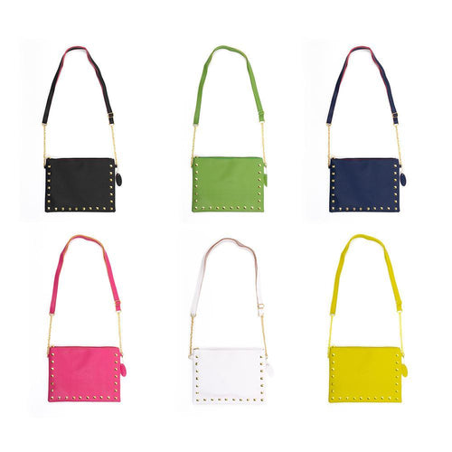 Spring Stud Crossbody colors