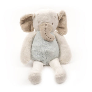 Blue Elephant Plush Toy