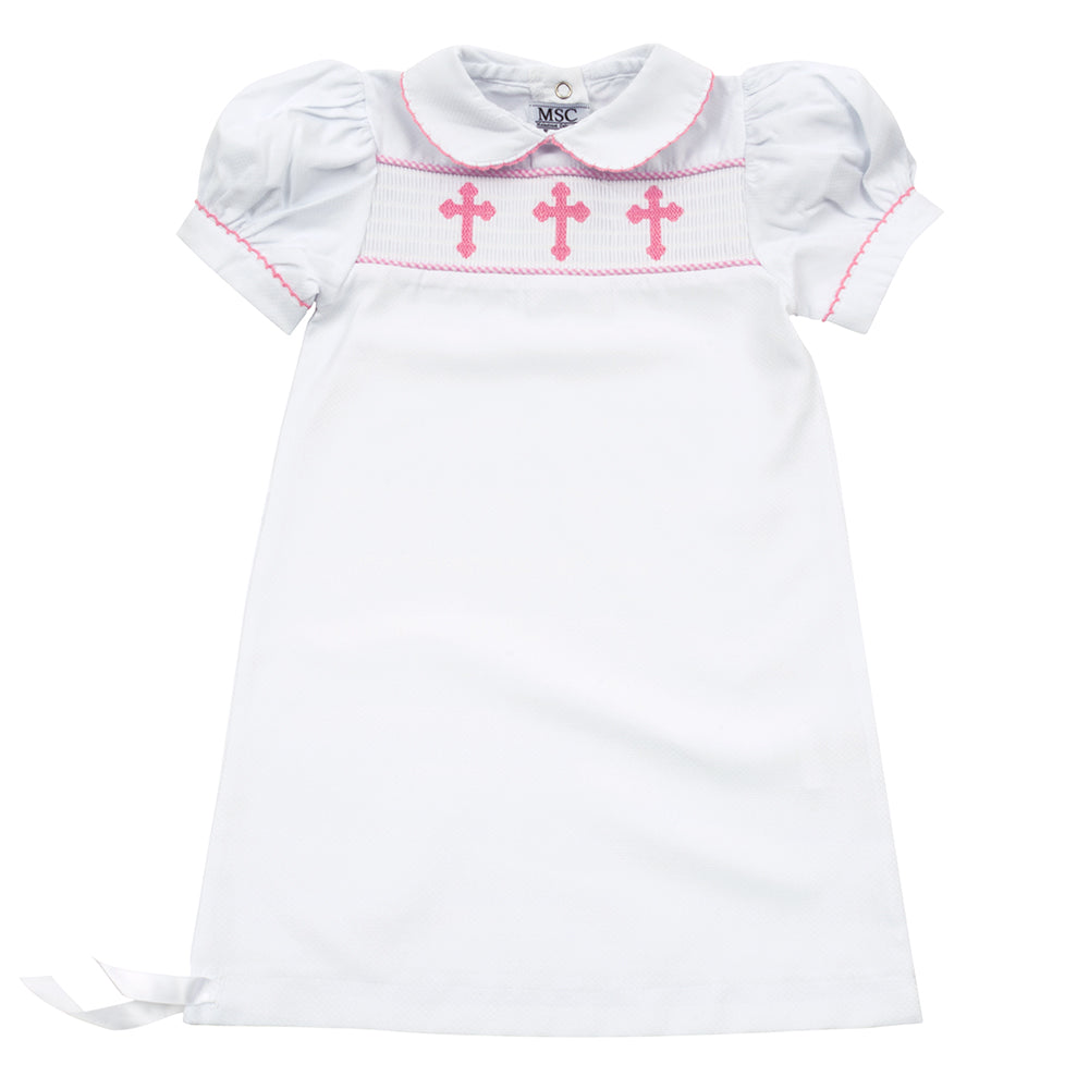 Christening Girl Day Gown 0-6 Months