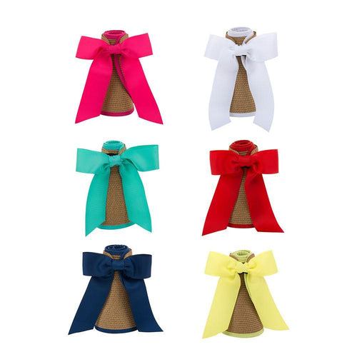 Ribbon Straw Visor colors