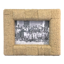 Load image into Gallery viewer, Rope 5x7 Landscape Picture Frame