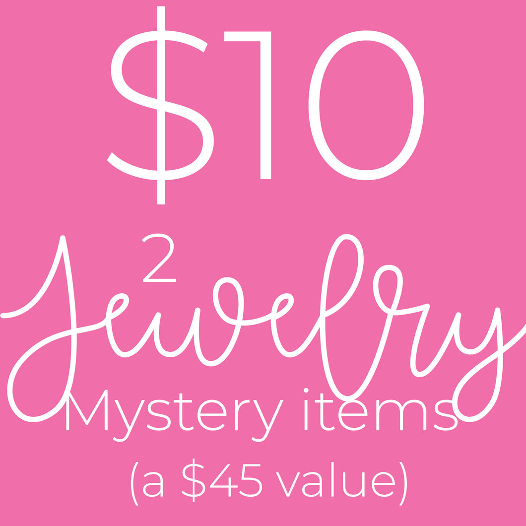 Jewelry Mystery Item- a $45 value