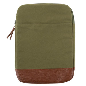 Forest canvas tablet case