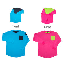 Load image into Gallery viewer, Go Whimsey Color Block Shirts
