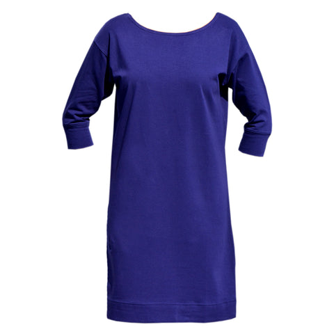 Purple Sleeve Dress