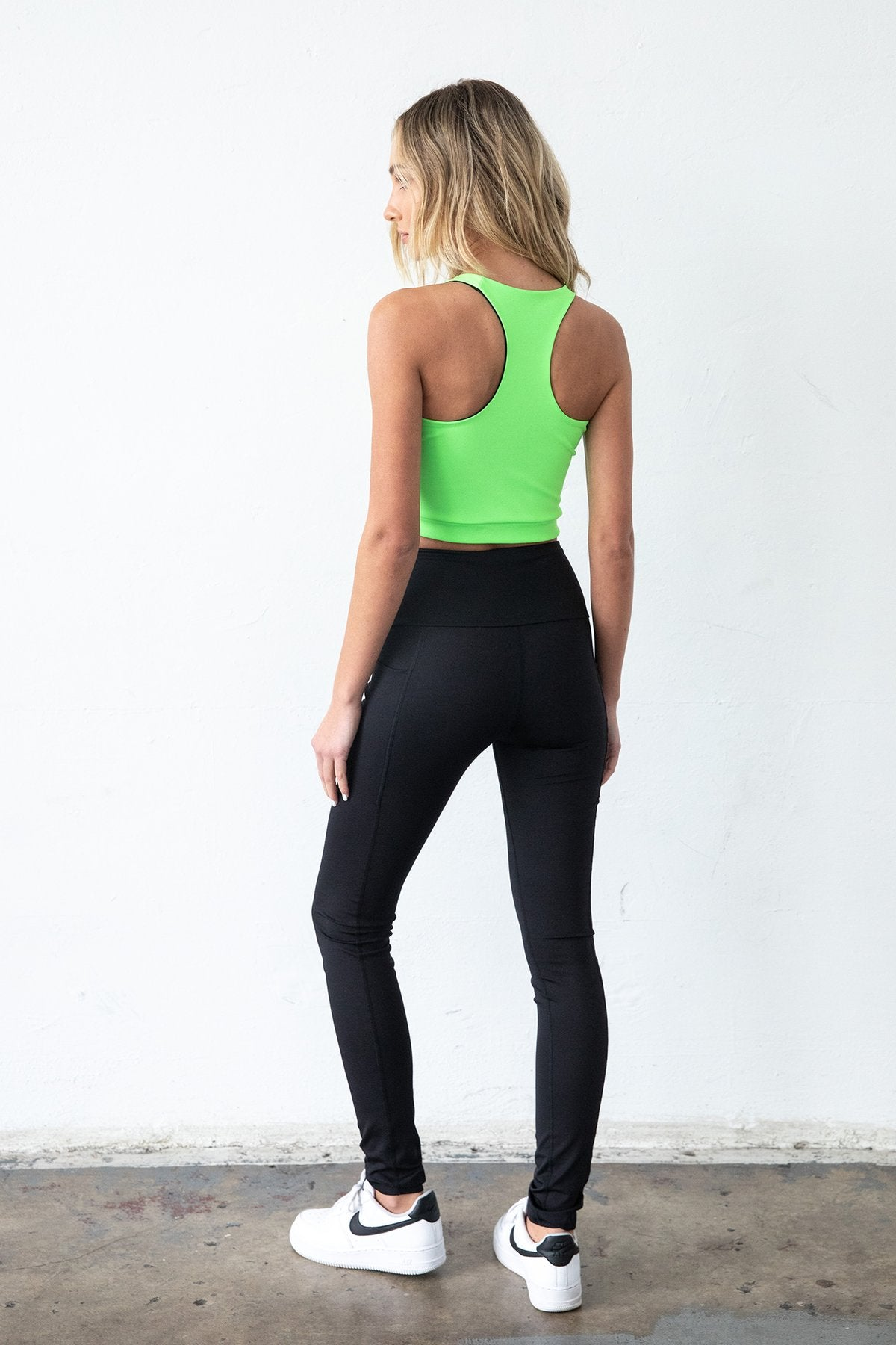 Hybrid Workout Top