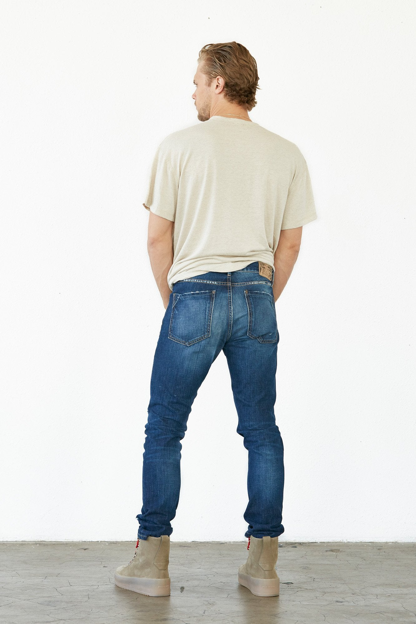 Beachman Dark Denim