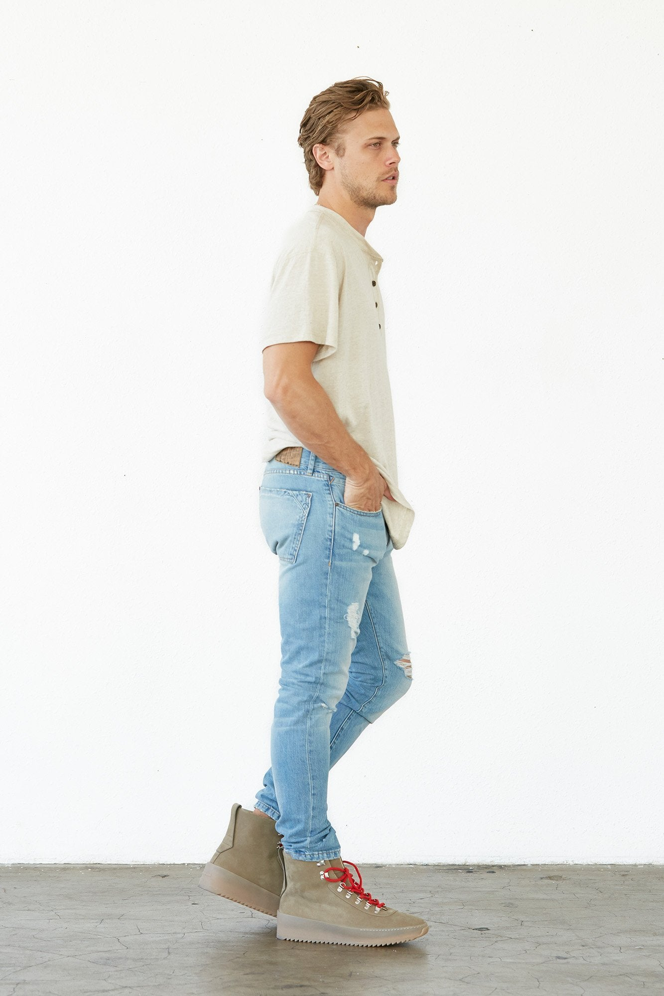 Beachman Light Denim