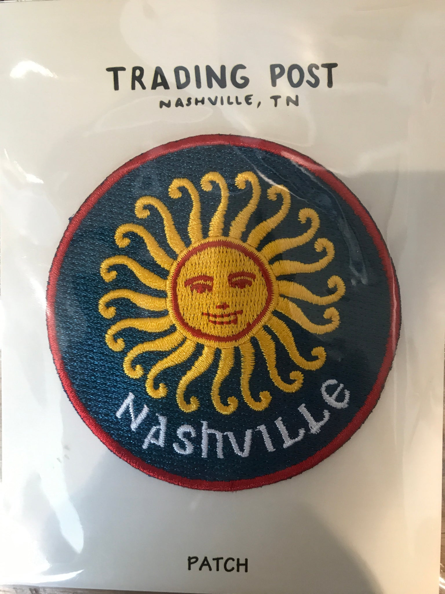 Nashville Sun Patch