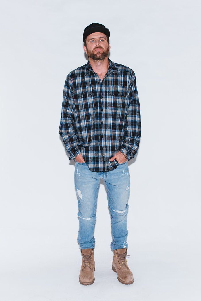 MBTT Hunt Club Flannel