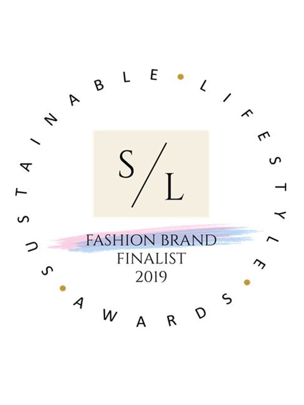 Sustainable Lifestyle Awards Fashion Brand Finalist 2009 badge awarded to Bozena Jankowska