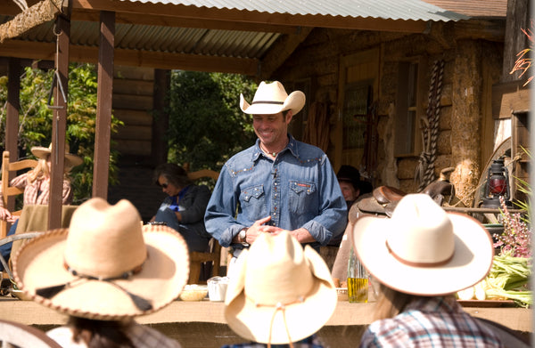 each week friends and family along with our the cowboy channel audience gather round to dig into both classic staples and modern twists on old time cowboy - Cowboy Kitchen