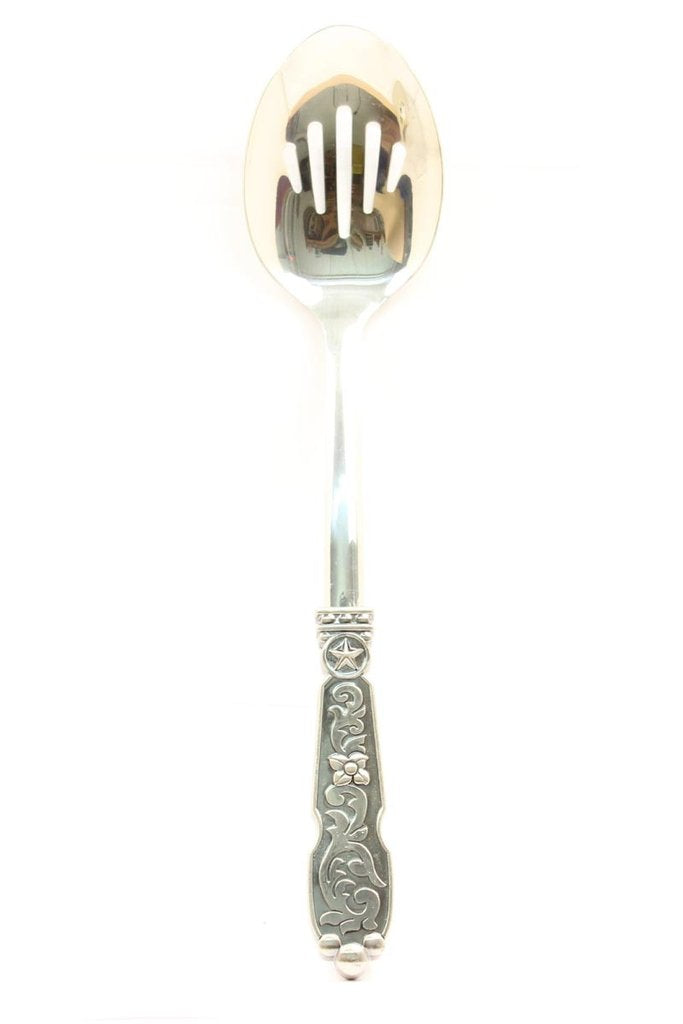 SILVERADO SLOTTED SPOON