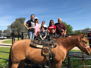 The Heart of the Horse Therapy Ranch UNfundraiser!