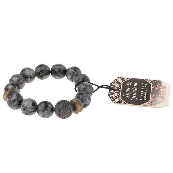 Scout Curated Wears Lava & Gemstone Bracelet