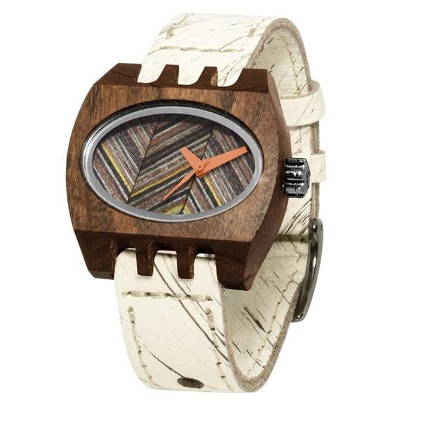 Mistura Timepieces Kamera Hollister Pui Timber 2 O Watch